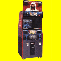 House of the dead arcade game hire