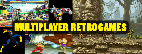 multiplayer retro games hire